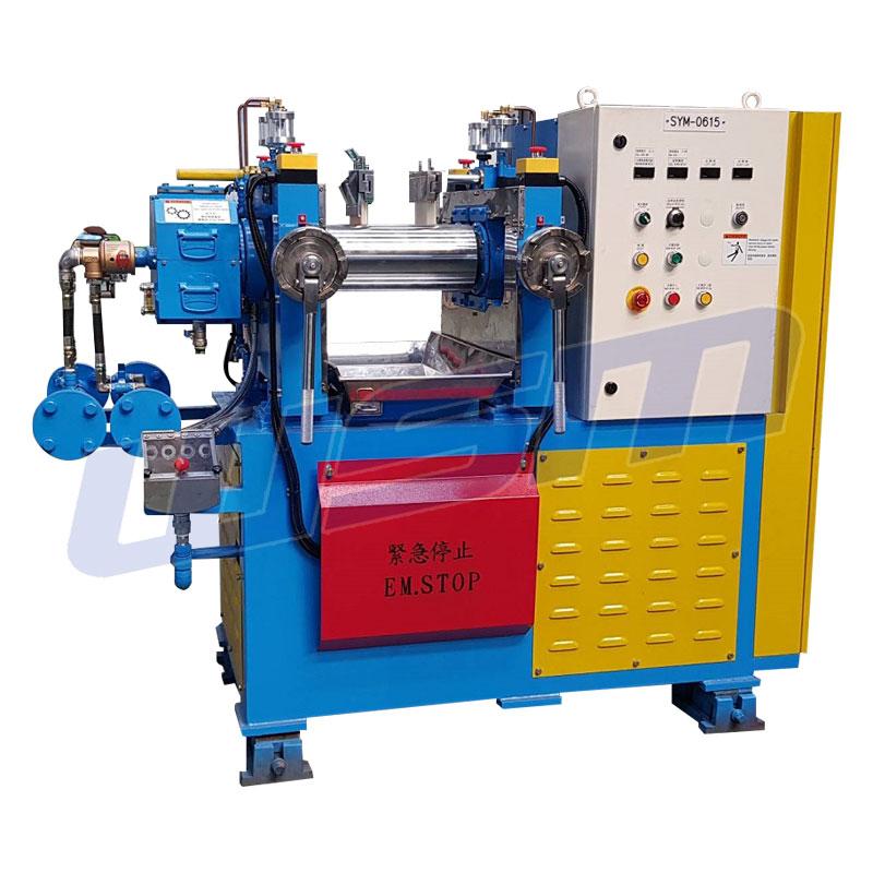 2-Roll Mill Machine